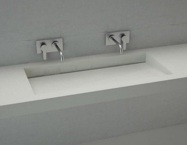 lavabo de corian georgia