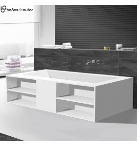 Bañera Solid Surface 612