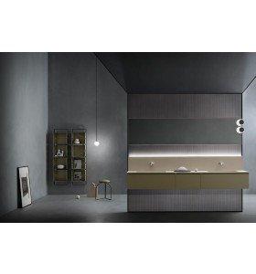 Mueble Baño Moderno 701