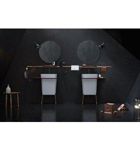 Mueble Baño Moderno 702