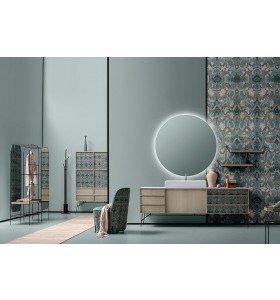 Mueble Baño Moderno 700