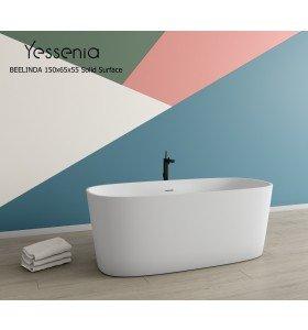 Bañera Exenta BELINDA Solid Surface  (150 x 65cm)