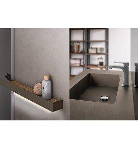 Mueble Baño Moderno 711