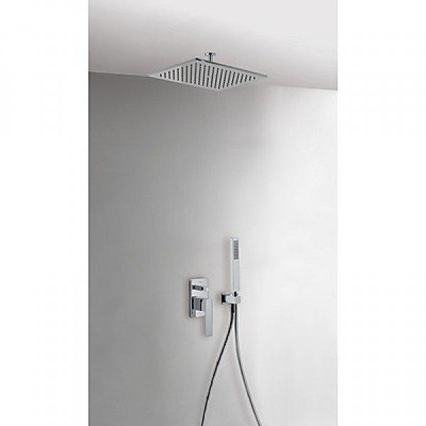 Kit de ducha monomando empotrado 20218080 grifer a for Griferia monomando ducha