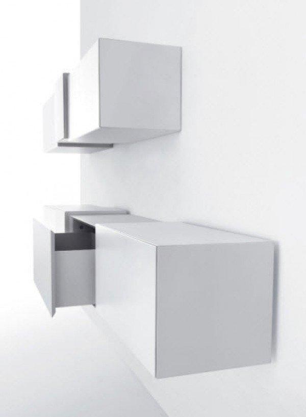 Aparador 5123 muebles corian mobiliario corian for Muebles candela valencia