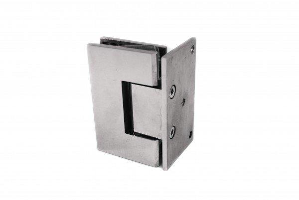 Angular lateral fijo+puerta abatible bisagra SEYCHELLES
