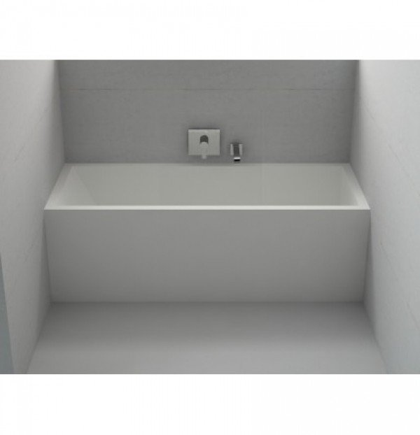Corian One Bañera Frontal