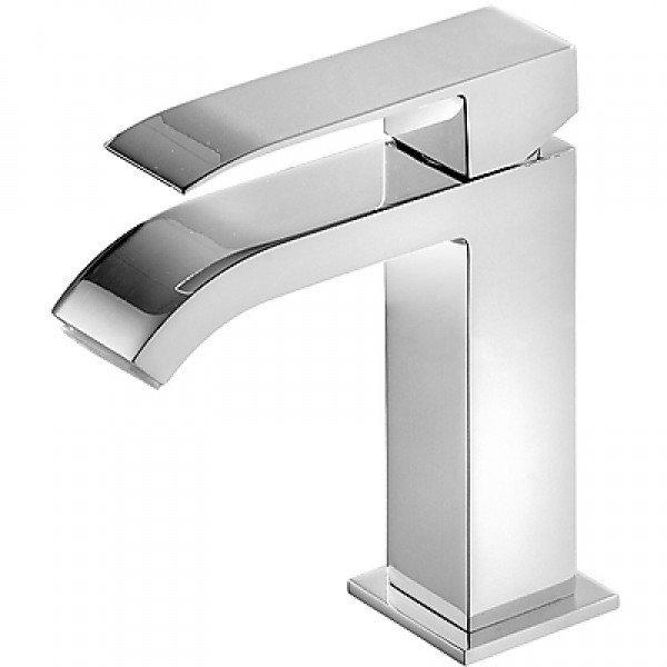 Grifo monomando lavabo con ca o cascada ba os de autor for Muebles candela valencia