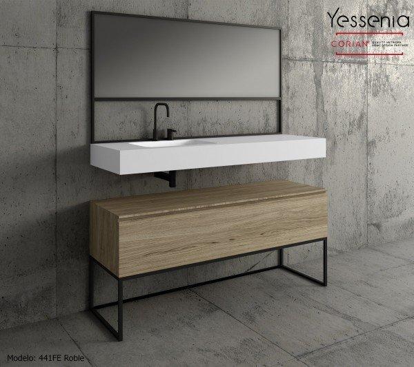 Mueble de Baño Yessenia Color