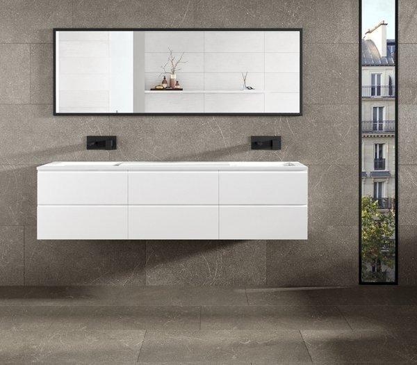 Mueble y lavabo corian Principal