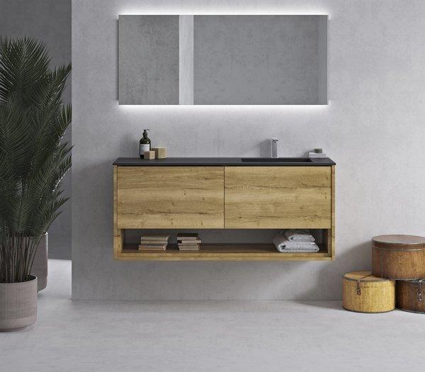 Mueble de baño Roble Macizo Principal