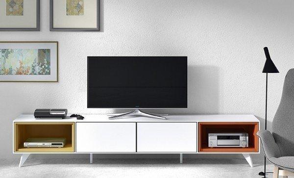 Mueble de televisi n 5099 for Muebles candela valencia